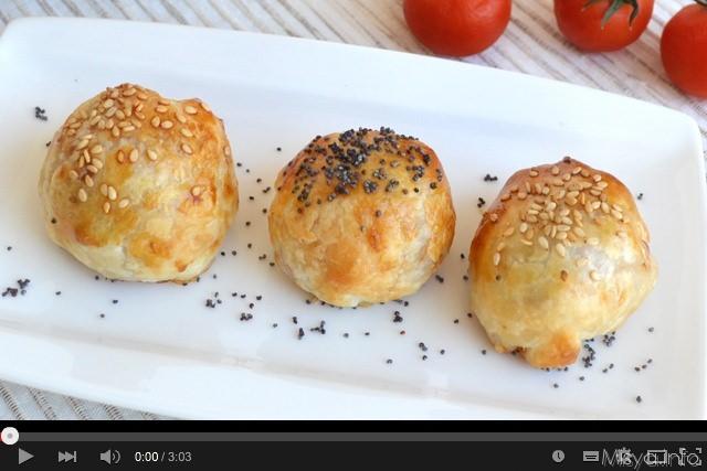 Video ricetta pomodorini nel nido