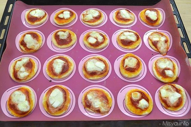 9 sfornate pizzetta