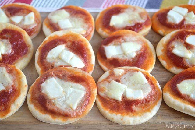 Pizzette-al-Philadelphia