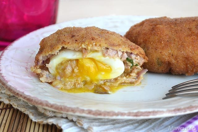 ricette Scotch Eggs