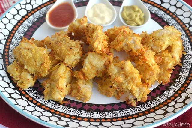 pepite pollo croccanti