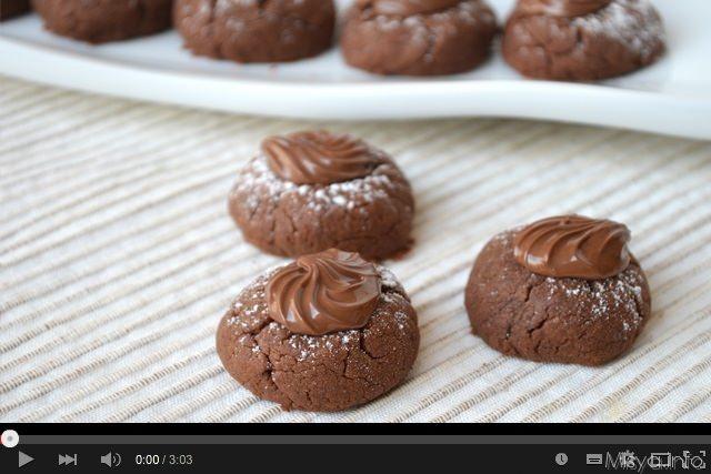 Video ricetta nutellotti