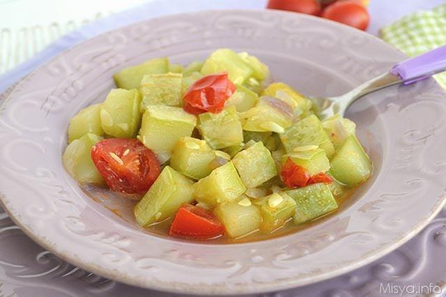 Ricette bimby con zucchine lunghe