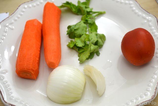 1 verdure
