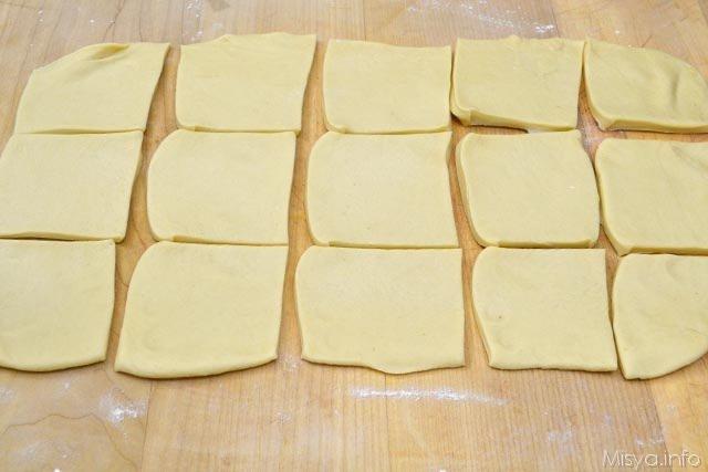 11 dividere in quadratini