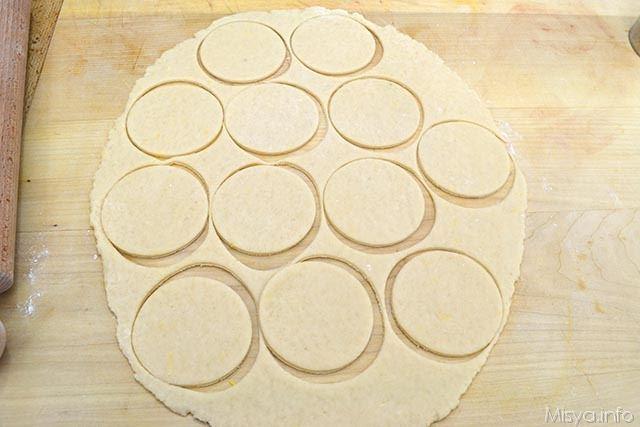 7 formare dei cerchi