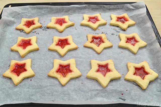 9 cuocere biscotti