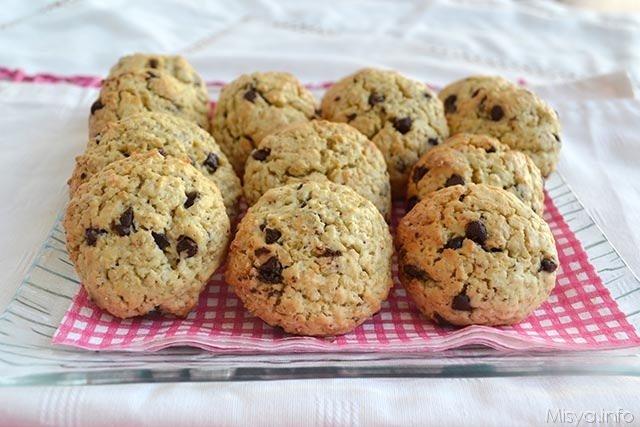Biscotti alla quinoa ricetta biscotti alla quinoa di misya for Misya ricette