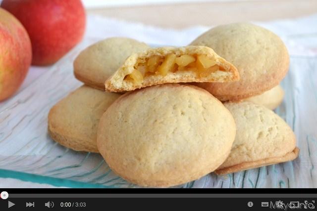 Video ricetta cuor di mela