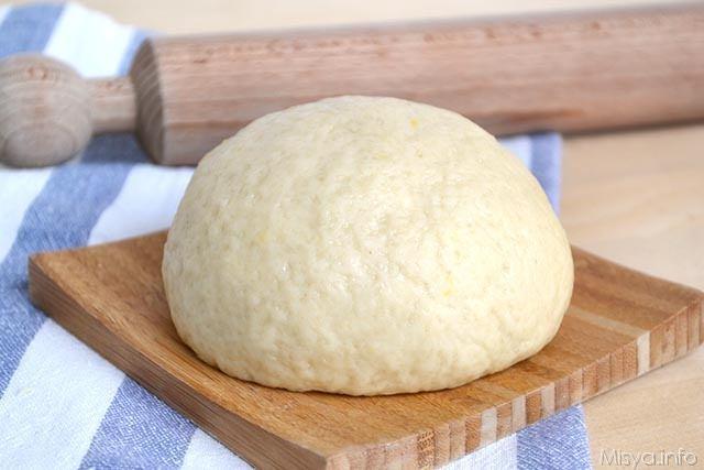 Base ricette Pasta frolla all'acqua