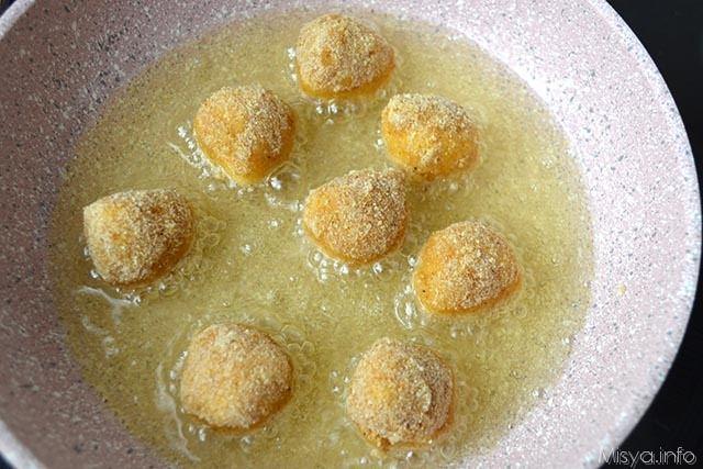 6 friggere mozzarelline