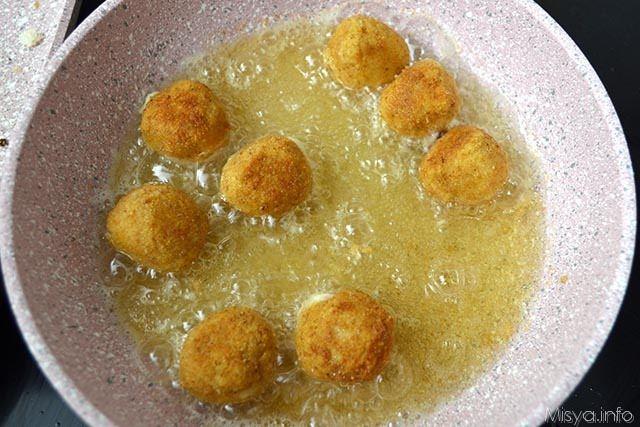 7 friggere mozzarelline
