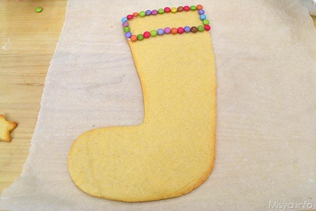 9 decorare calza