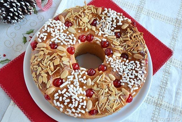 Torta dei re magi ricetta torta dei re magi di misya for Ricette spagnole