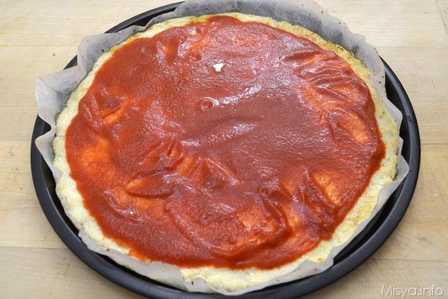 10 aggiungere salsa