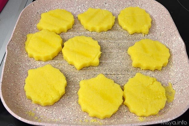 10 cuocere polenta