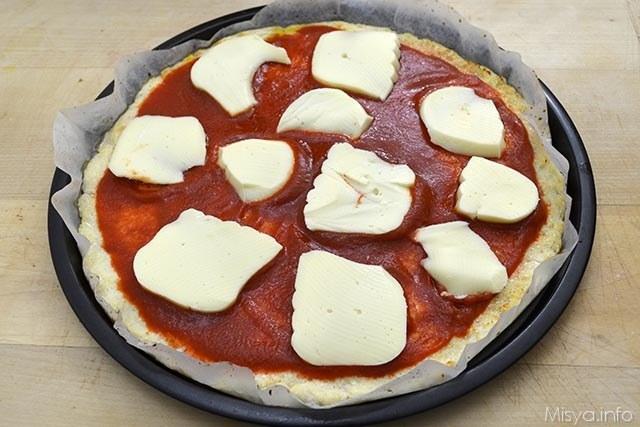 11 aggiungere formaggio