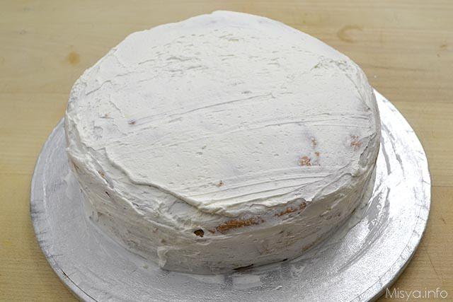 28 torta glassata