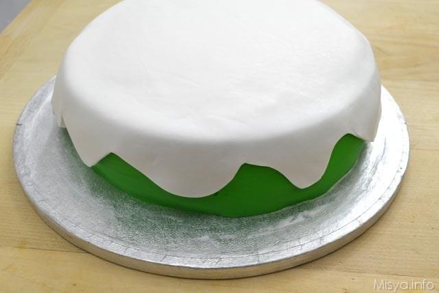 31 rivestire torta