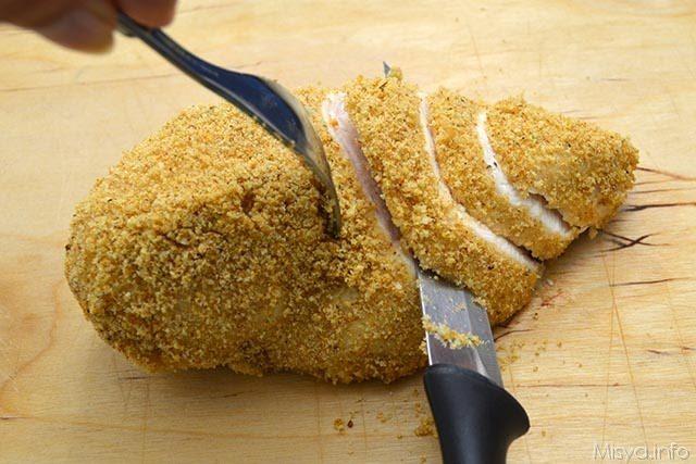 7 tagliare pollo