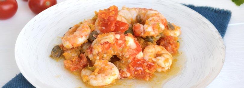 Come cucinare i gamberoni - Misya.info