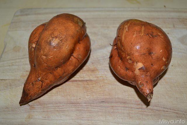 1 patate dolci