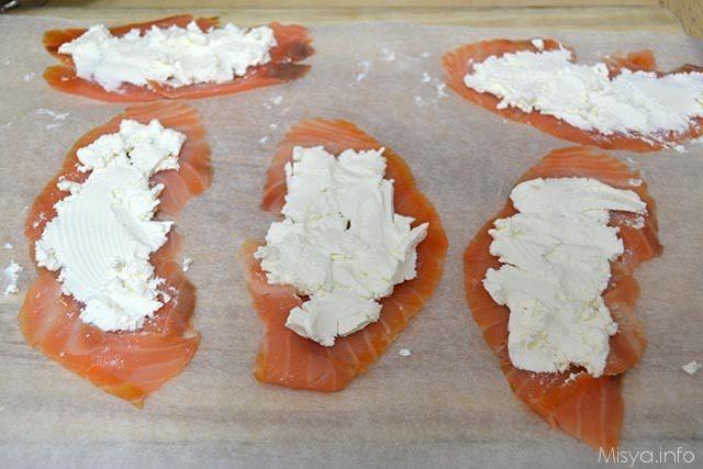 2 spalmare formaggio