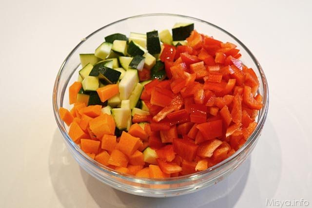 2 tagliare verdure