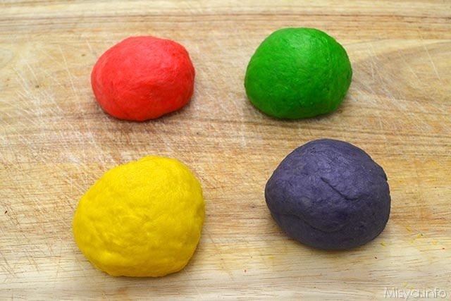 6 far amalgamare colore