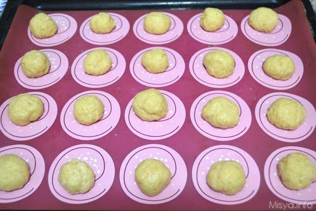 6 formare palline