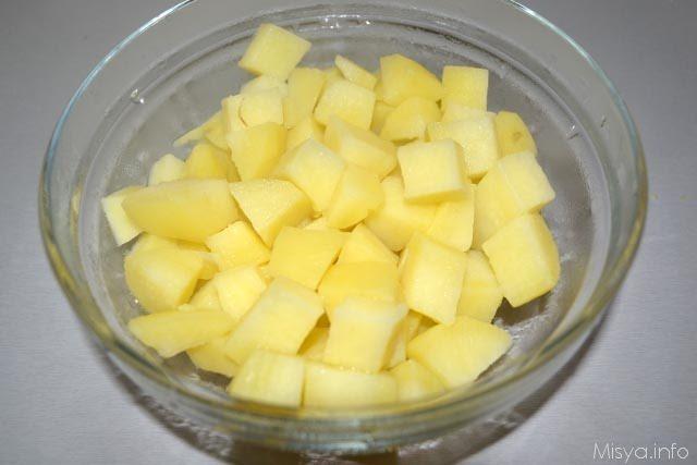 6 patate bollite