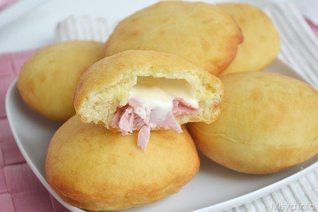 Bomboloni di patate