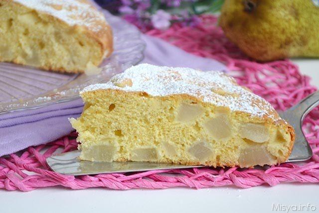 Torta di pere torta di pere