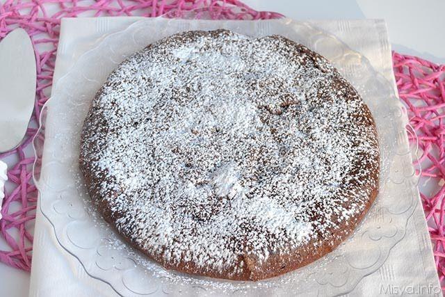 torta albumi cacao