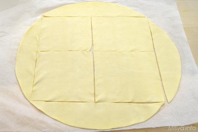 10 tagliare pasta sfoglia