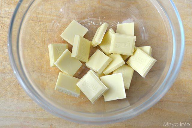 11 cioccolato bianco