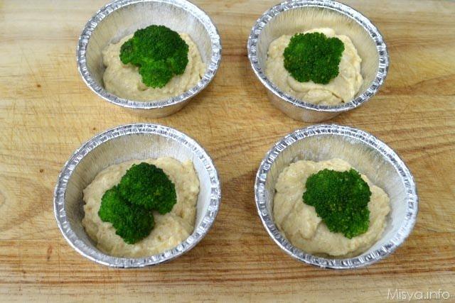 12 aggiungere broccoli
