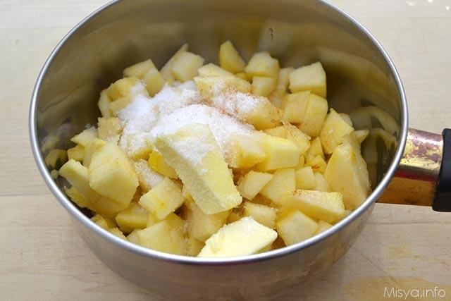 20 mele burro zucchero