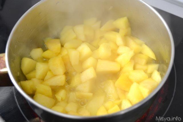 21 mele burro zucchero