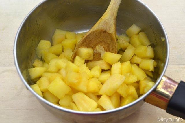 22 mele burro zucchero