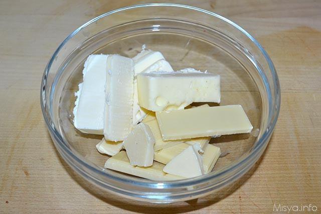 4 burro e cioccolato bianco