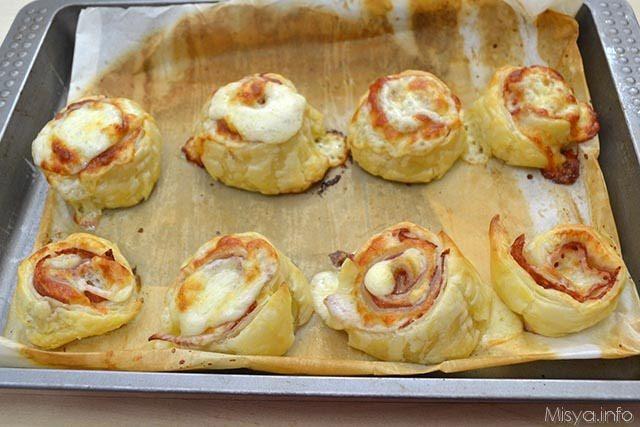 7 cuocere in forno