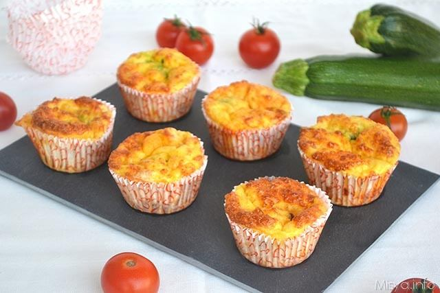 Omelette-muffin