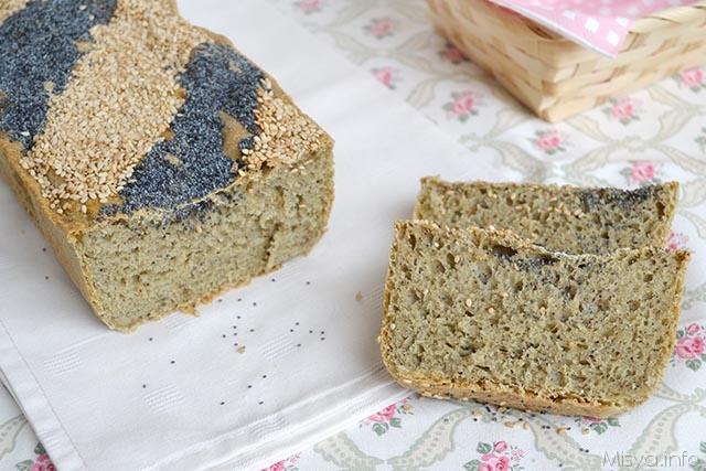 Pane e Brioches ricette Pane con farina di canapa