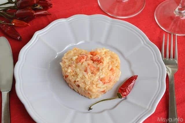 Come cucinare:  Risotto degli innamorati
