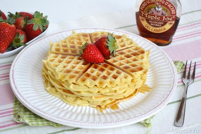 Waffle: 4 ricette golose