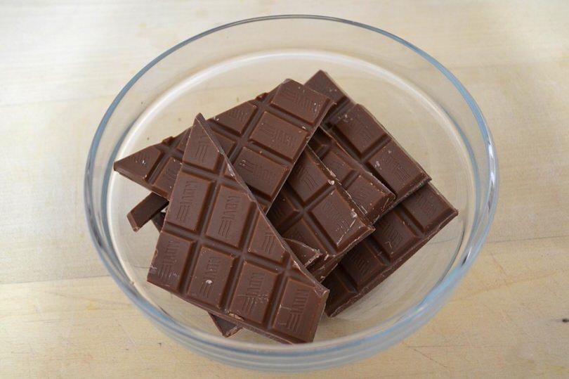 1 cioccolato al latte