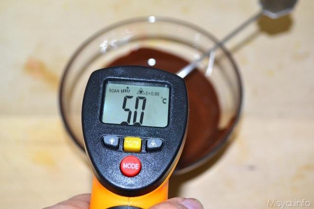 2 temperatura cioccolato