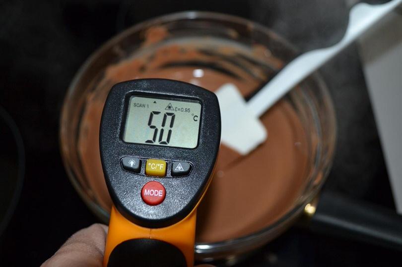4 temperatura cioccolato