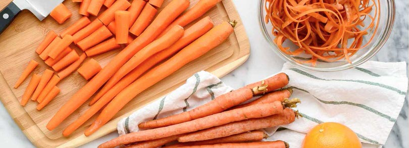 come cucinare le carote ForCucinare Carote